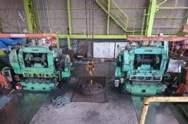 鋼材販売・リサイクル事業